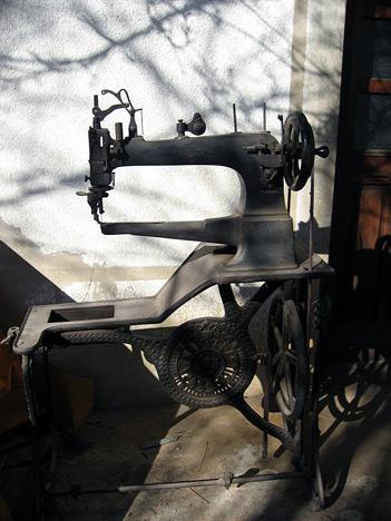 Mašina od našega šoštara