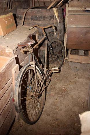 Navoselkin bicikl ...