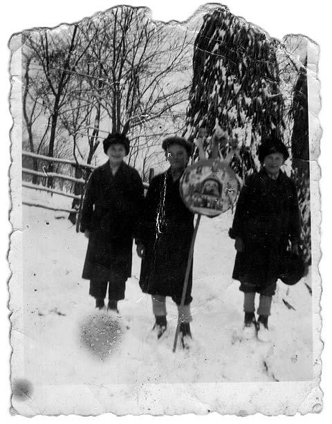 Preloški sv. trije kralji iz leta 1940